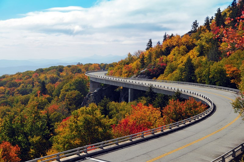 The Three Most Scenic Drives in the U.S.