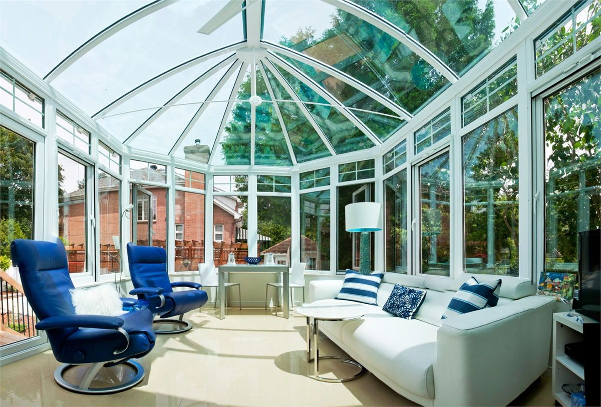 Sunrooms And Conservatories Sunroom Addition Four