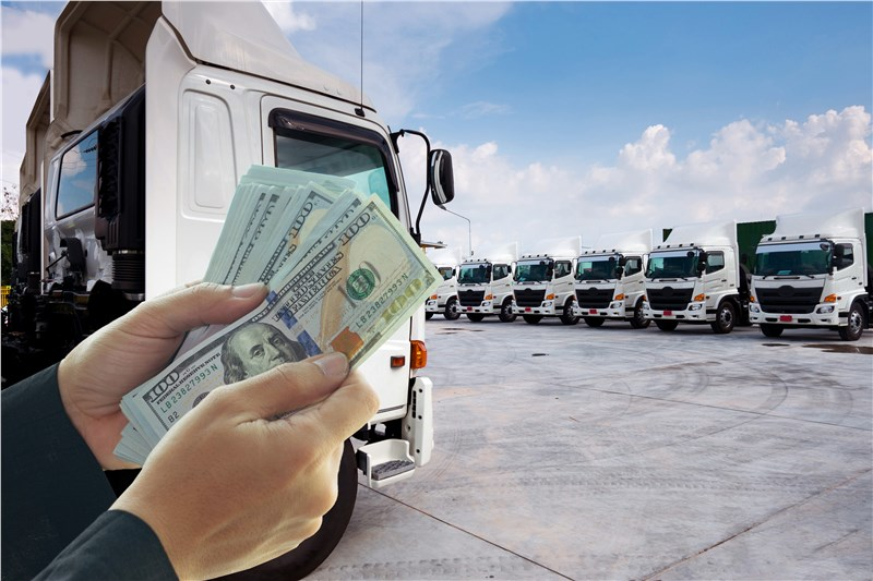 Trucker Compensation is the Highest Ever!