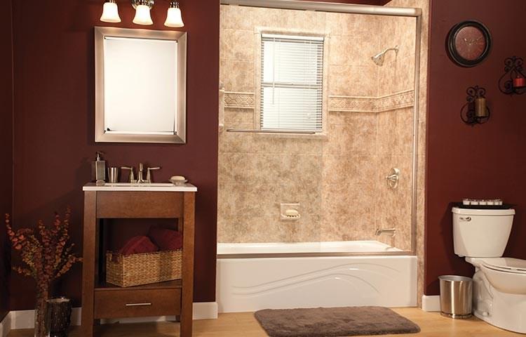 Make Your Bathroom Shine Again with Bath Wall Surrounds