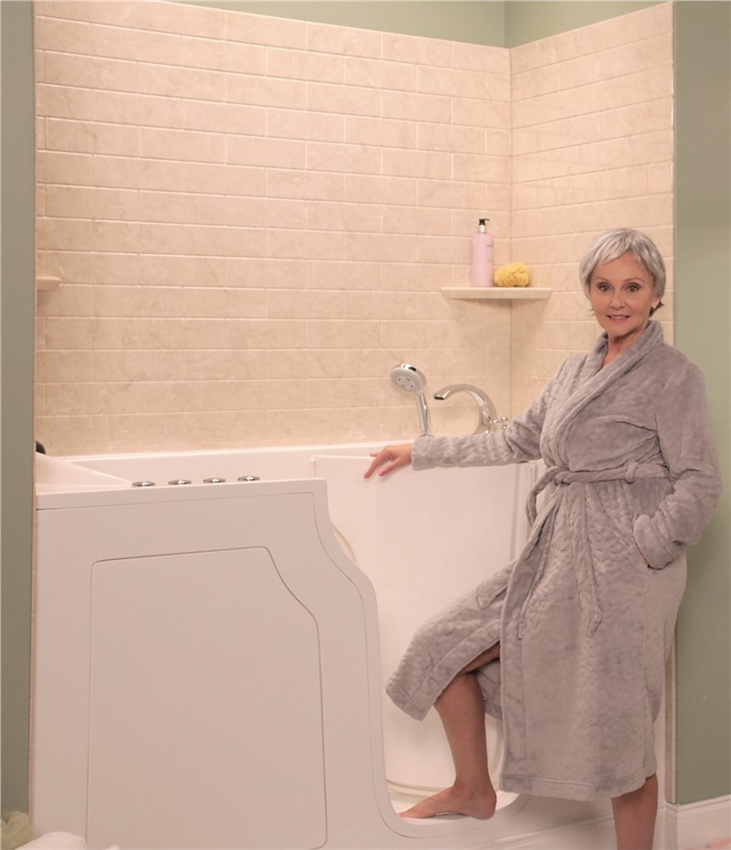 Accessible Bathing Options Can Reinvent Your Bathing Experience