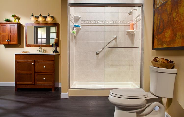 Optimize Your Bathing Space with a Tub-to-Shower Conversion