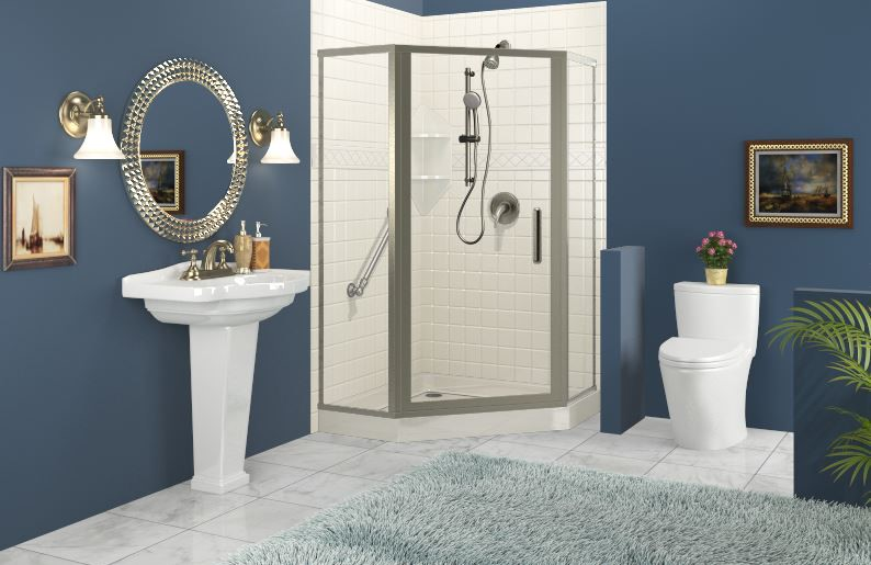 Choosing the Best Options for a Small Bath Remodel