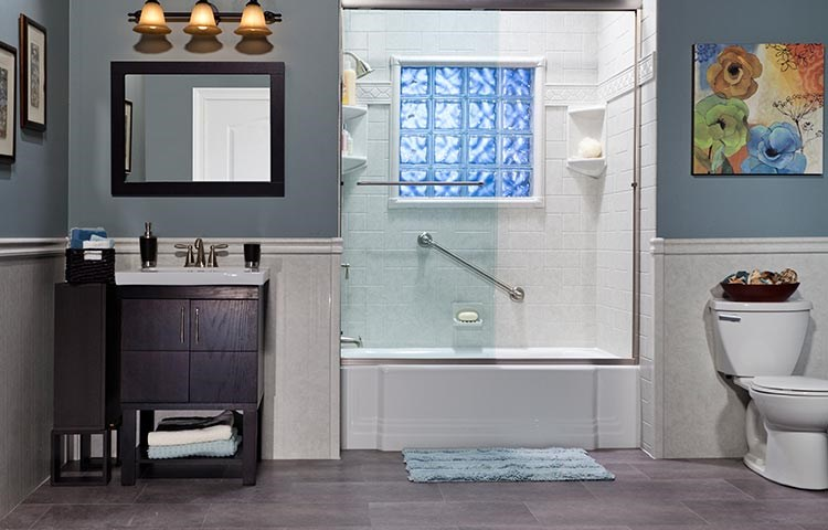 Streamlined, Affordable, & Convenient Bath Remodeling
