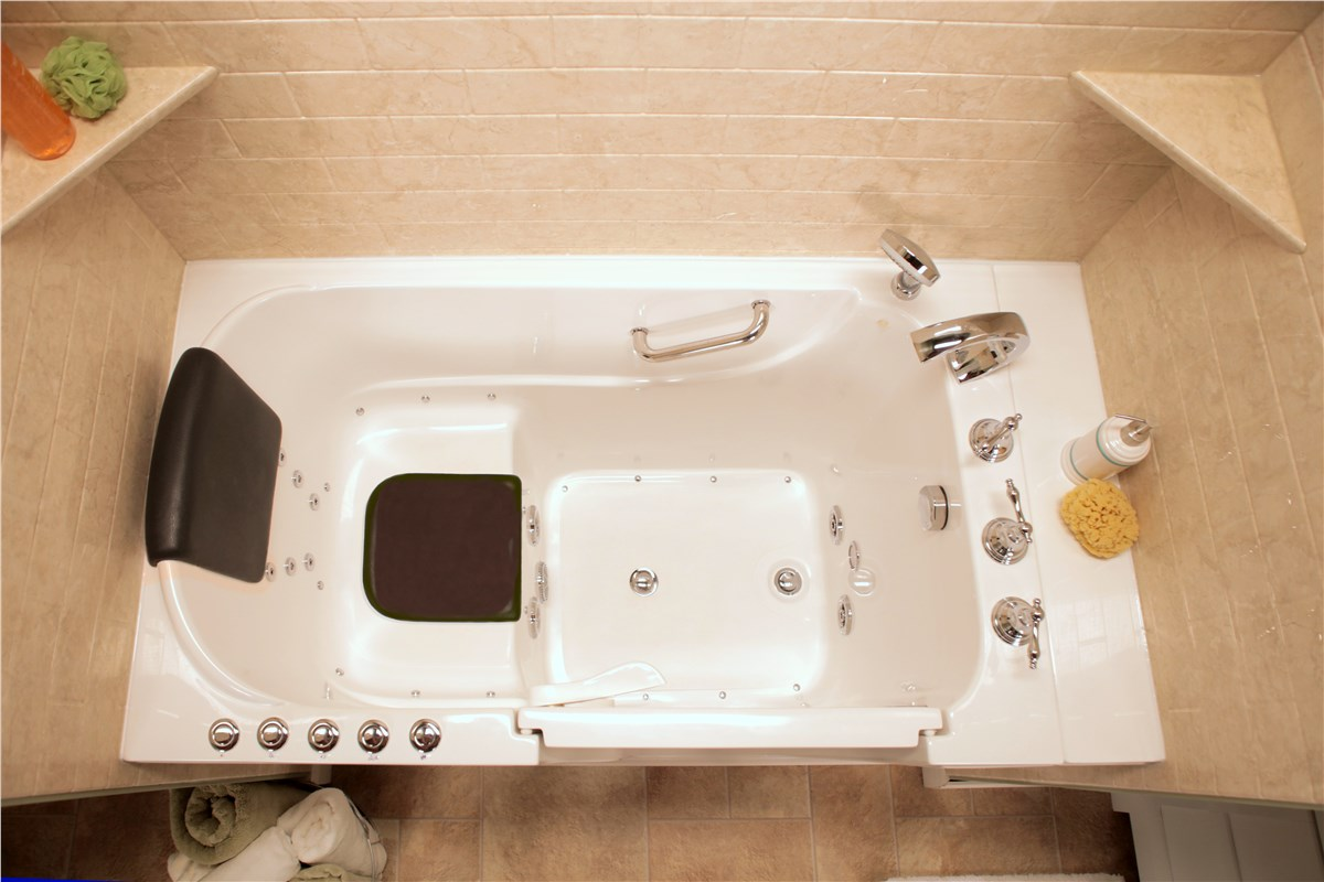 walk in bathtub. Bath Planet Walk In Tub With Dual Drains In Tubs  Bathtubs For Elderly Handicap Accesible
