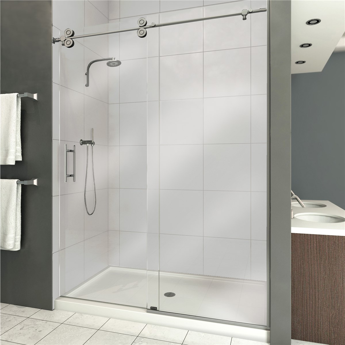 Shower Doors | Shower Door Company | Shower Rods | Bath Planet
