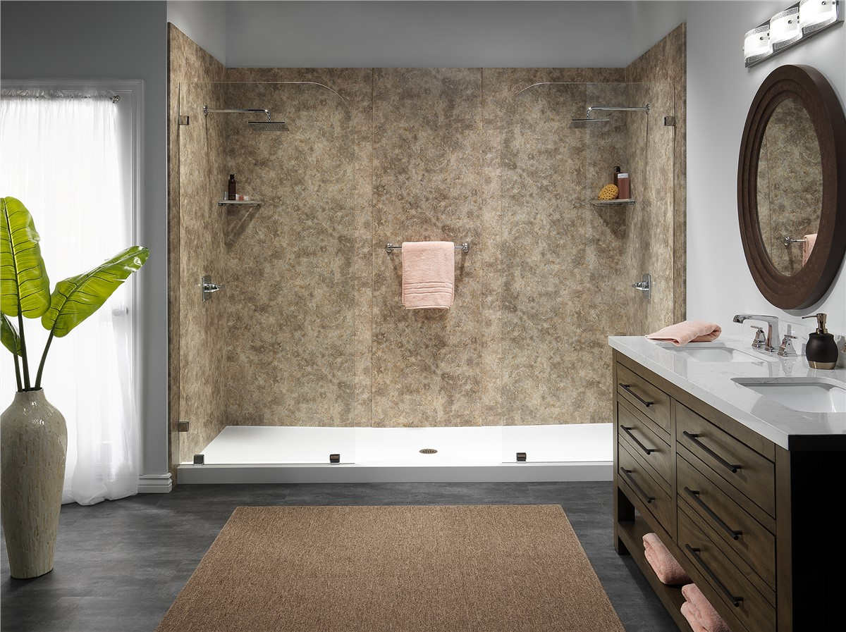 replace bathtub with walk in shower