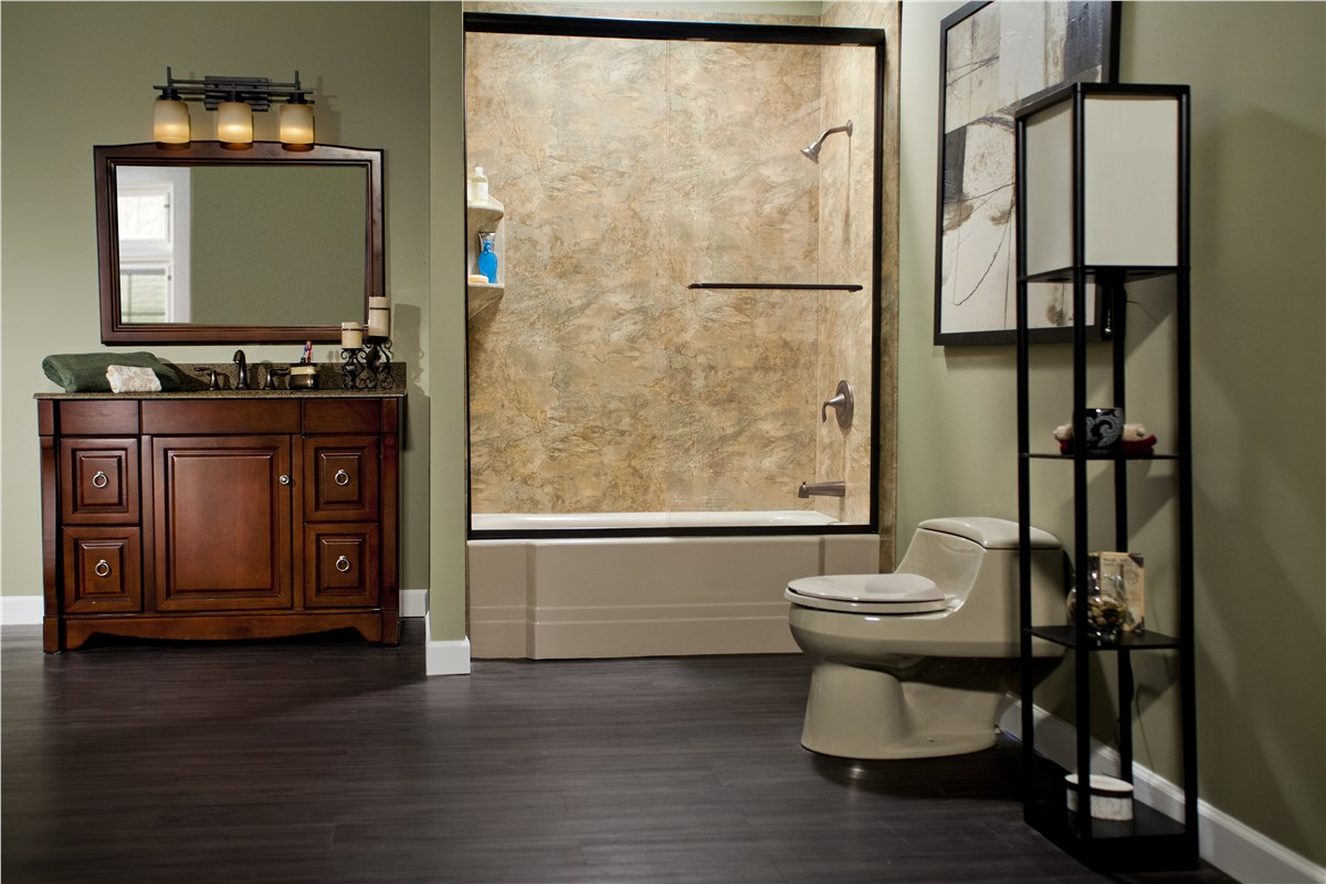 Price To Fit Bathroom - Canyon slate
