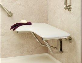 Seachrome Shower Seat