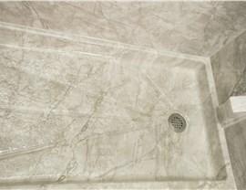 NEW - Matching Shower Base