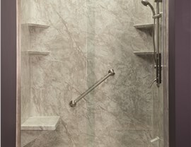 Shower Doors & Rods Photo 3