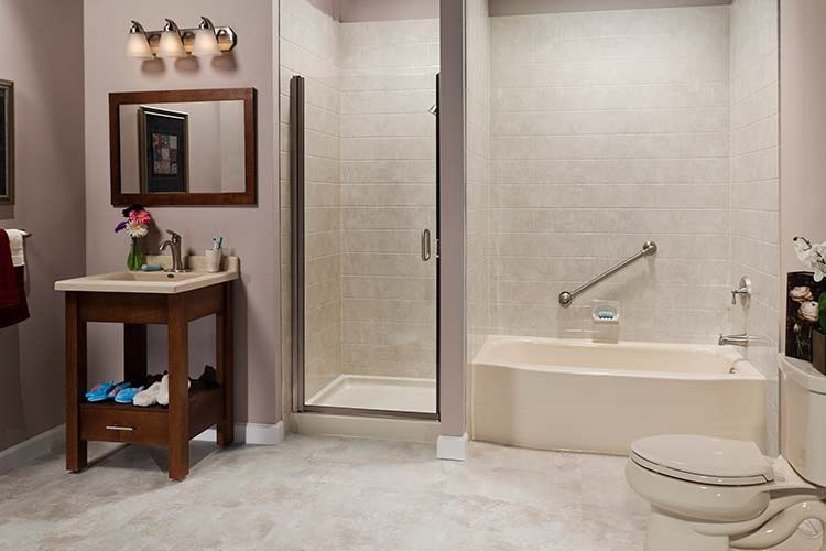 get free installation with your purchase - Bathroom Remodel Kalamazoo