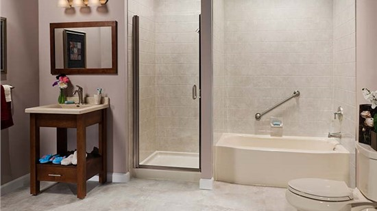 Amazing Spa Inspired Small Bathrooms Tall Bathroom Rentals Cost Clean Painting Bathroom Vanity Pinterest All Glass Bathroom Mirrors Youthful San Diego Best Kitchen And Bath BrownKitchen And Bathroom Edmonton Bath And Shower Remodeling | Bathroom Remodelers