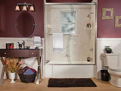 Bath Tub & Shower Conversions
