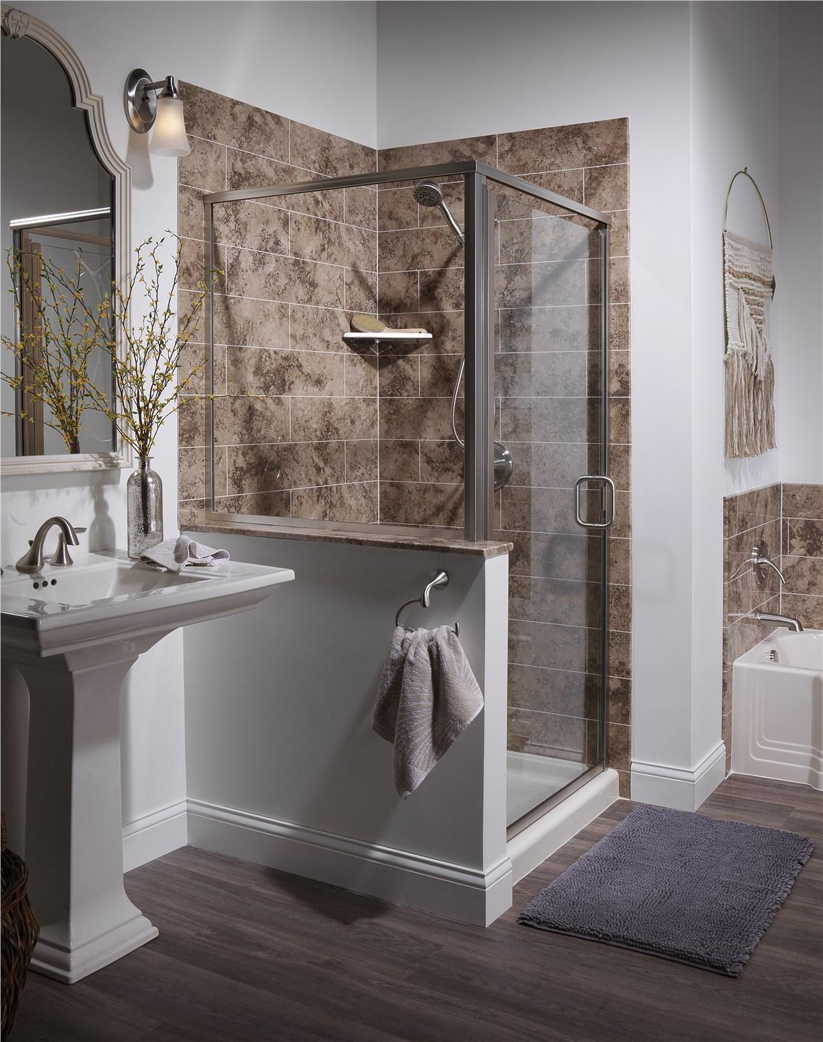 Shower Enclosures   Shower Remodeling Manufacturer   BCI ...
