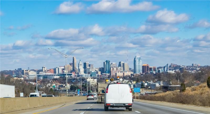 Long Distance Movers in Cincinnati, Ohio