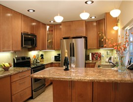 Kitchen Cabinets Photo 4