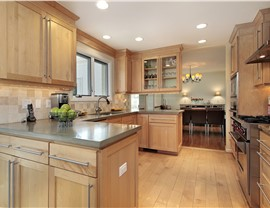 Kitchen Cabinets - Wood Cabinets Photo 4