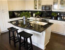 Wood Cabinets - Laminate Cabinets Photo 3