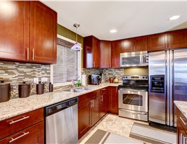 Kitchen Cabinets - Wood Cabinets Photo 3