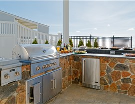 Outdoor Kitchens Photo 1