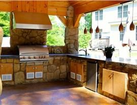Outdoor Kitchens - Outdoor Kitchen Design Photo 2