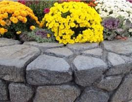 Retaining Walls - Garden Retaining Wall Photo 2
