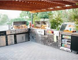 Outdoor Kitchens - Outdoor Kitchen Design Photo 3