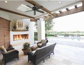 Fire Features - Outdoor Fireplaces Photo 2