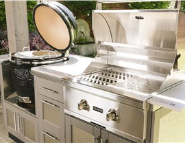 Outdoor Kitchens - Built in BBQ Photo 4