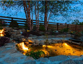 Water Features - Koi Ponds Photo 4