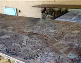 Outdoor Kitchens - Outdoor Kitchen Countertops Photo 3
