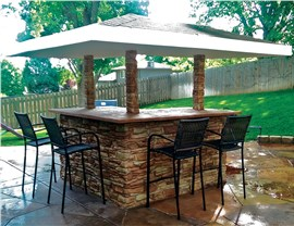 Outdoor Living Spaces - Seating and Conversation Spaces Photo 4