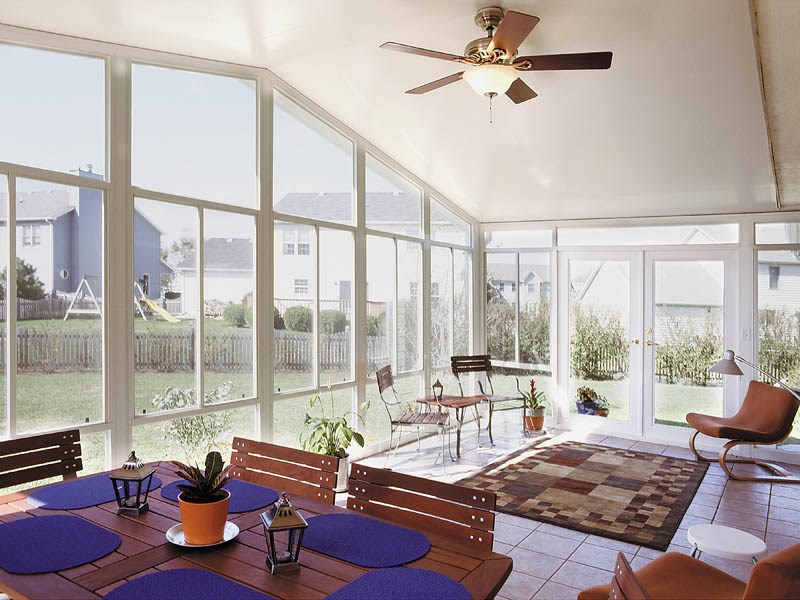 Enjoy a Luxury Getaway in Your Very Own Home with a Sunroom Installation