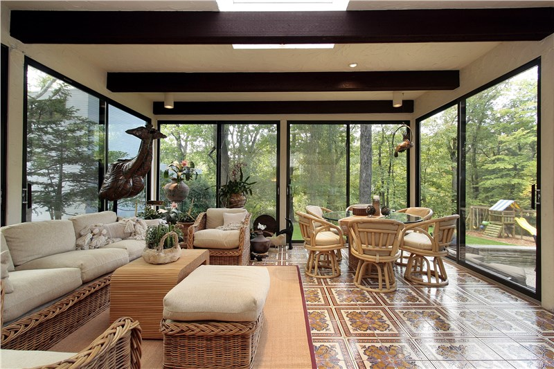 Stunning Sunroom Styles and Room Options for Your Home