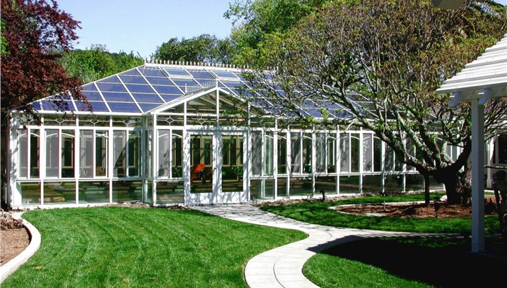Conservatory Photo 1