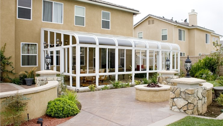 Omega Sunroom