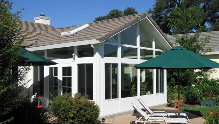 Alpha Sunroom