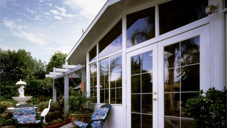 Gabled Sunroom Photo 1