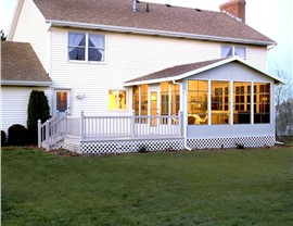 Gabled Sunroom Photo 4