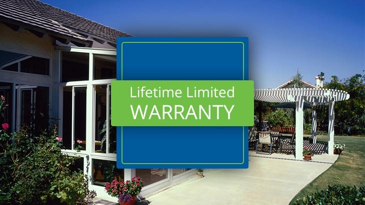 Unparalleled Warranty Protection For Your New Sunroom Addition