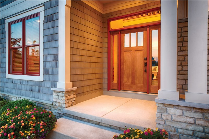 Blend Function and Design with Quality Exterior Doors
