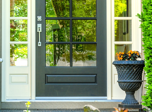 Features to Look for in an Entry Door