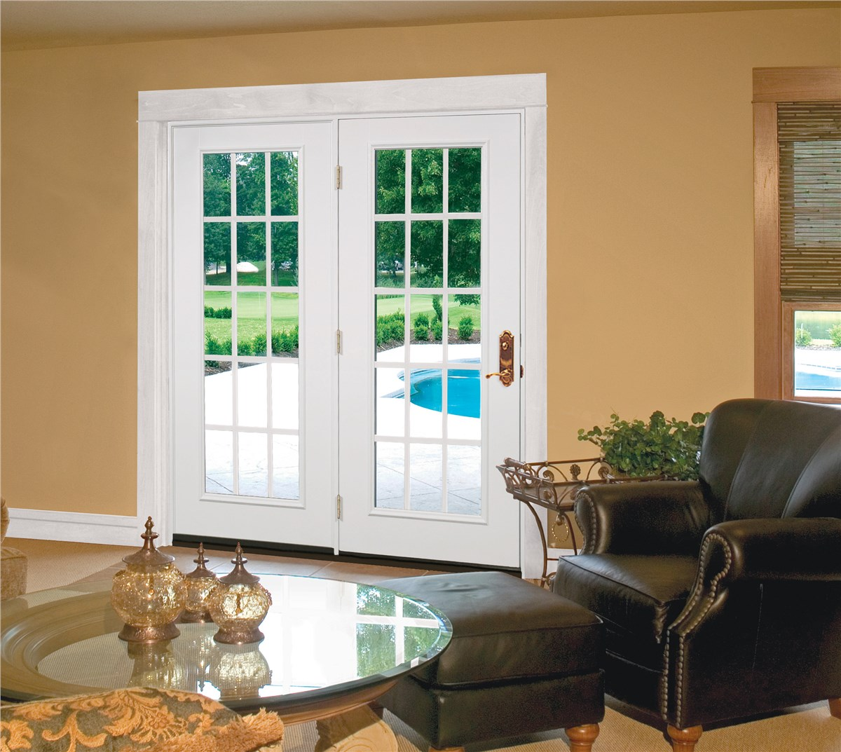 Patio doors replacement patio doors ecoview windows for Patio window replacement