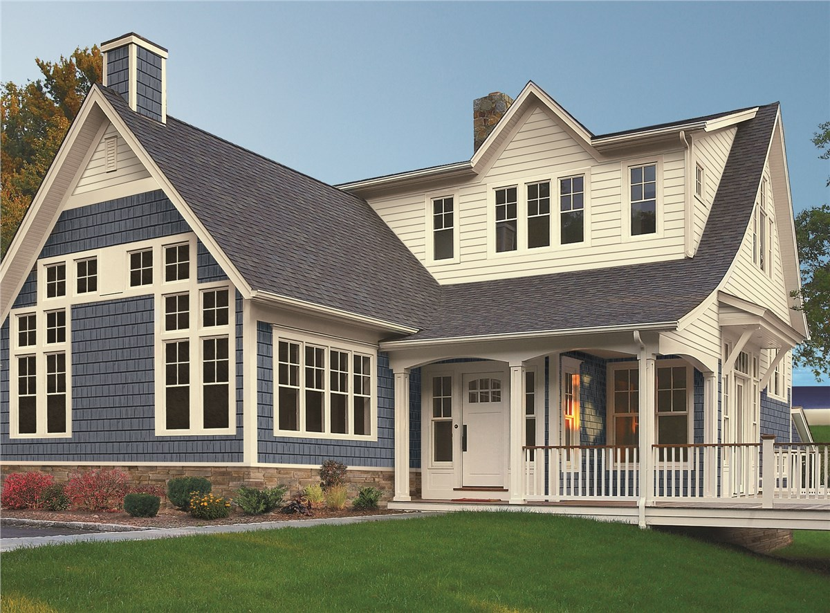 Vinyl Siding Home Vinyl Siding Ecoview Windows