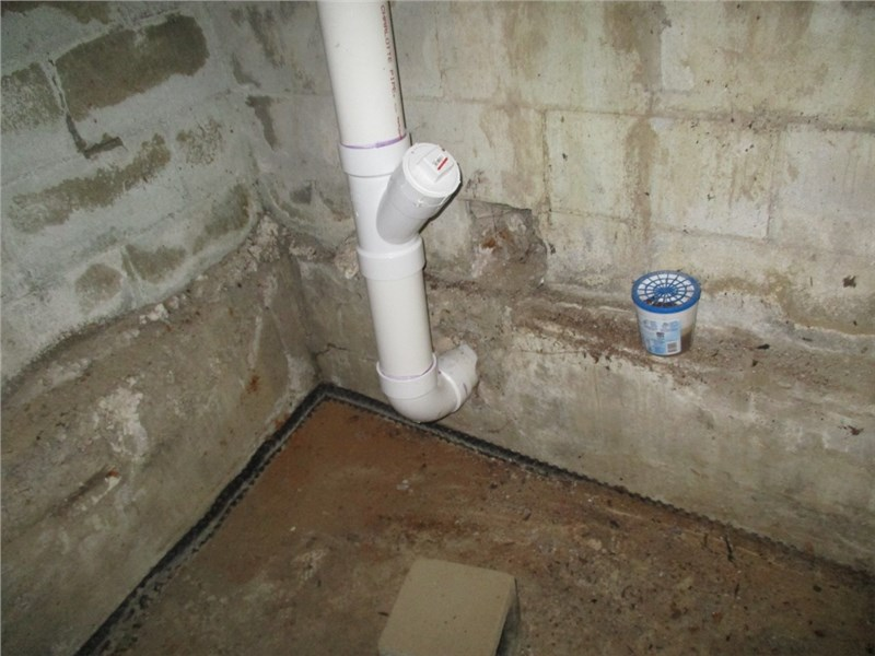 The Homeowner Knew The Basement Had Mold….and Did Not Know They Had a Sewage Contamination