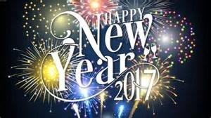 Wishing You Happy New Year and Good Health