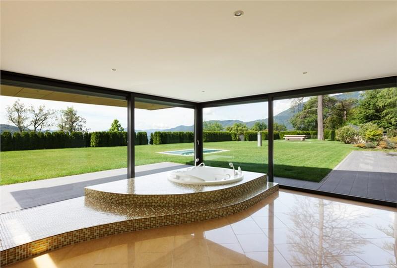 Make Your Sunroom A Four Season Jacuzzi Room