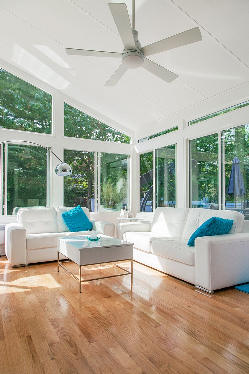 Sunrooms And Conservatories Sunroom Addition All Season Room Livingspace Sunrooms