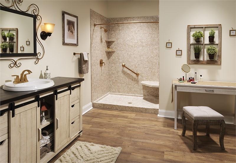 Build an Elegant Bath with Luxury Bath Technologies